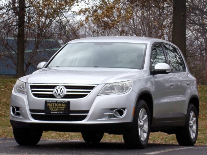 Volkswagen Tiguan SEL 2009