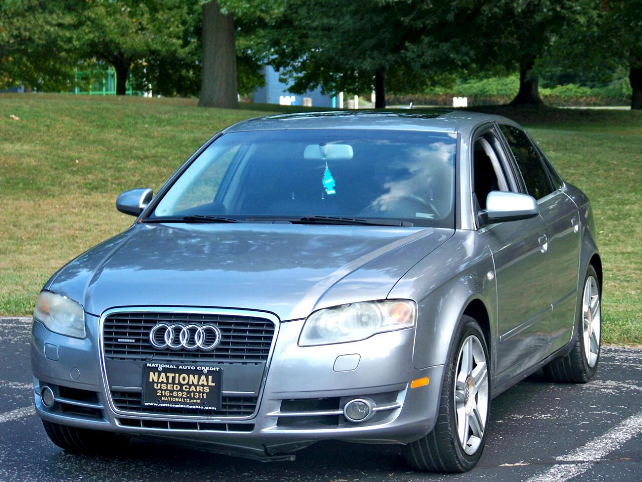 Audi A4 2.0T quattro 2005