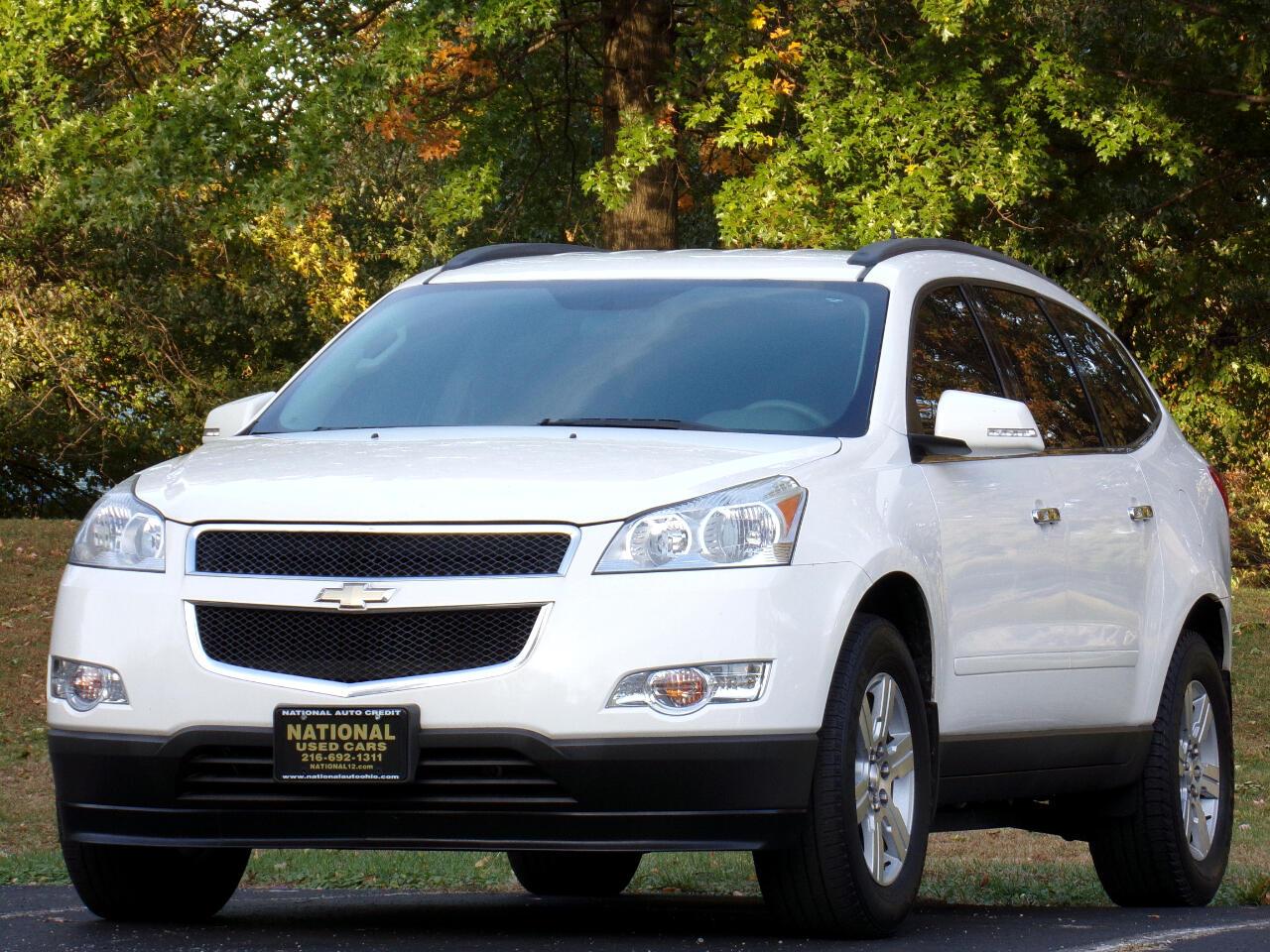 Chevrolet Traverse LT2 AWD 2010