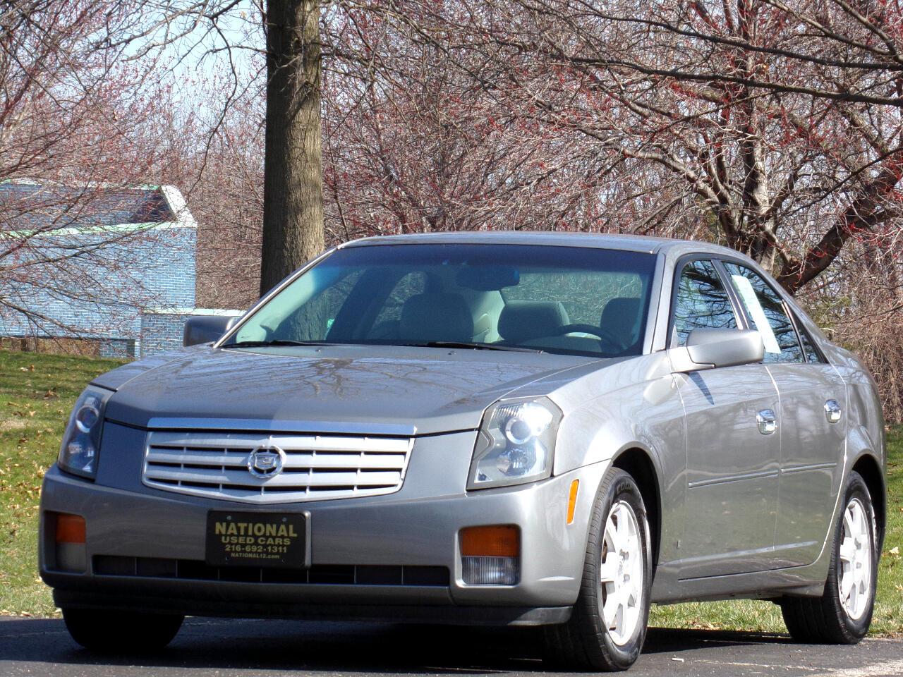 Cadillac CTS 2.8L 2006