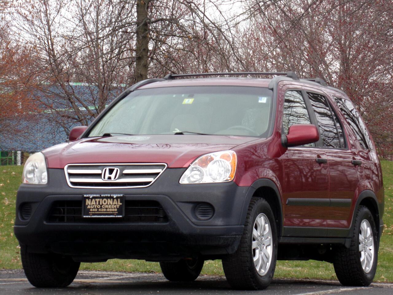 Honda CR-V EX 4WD AT 2005