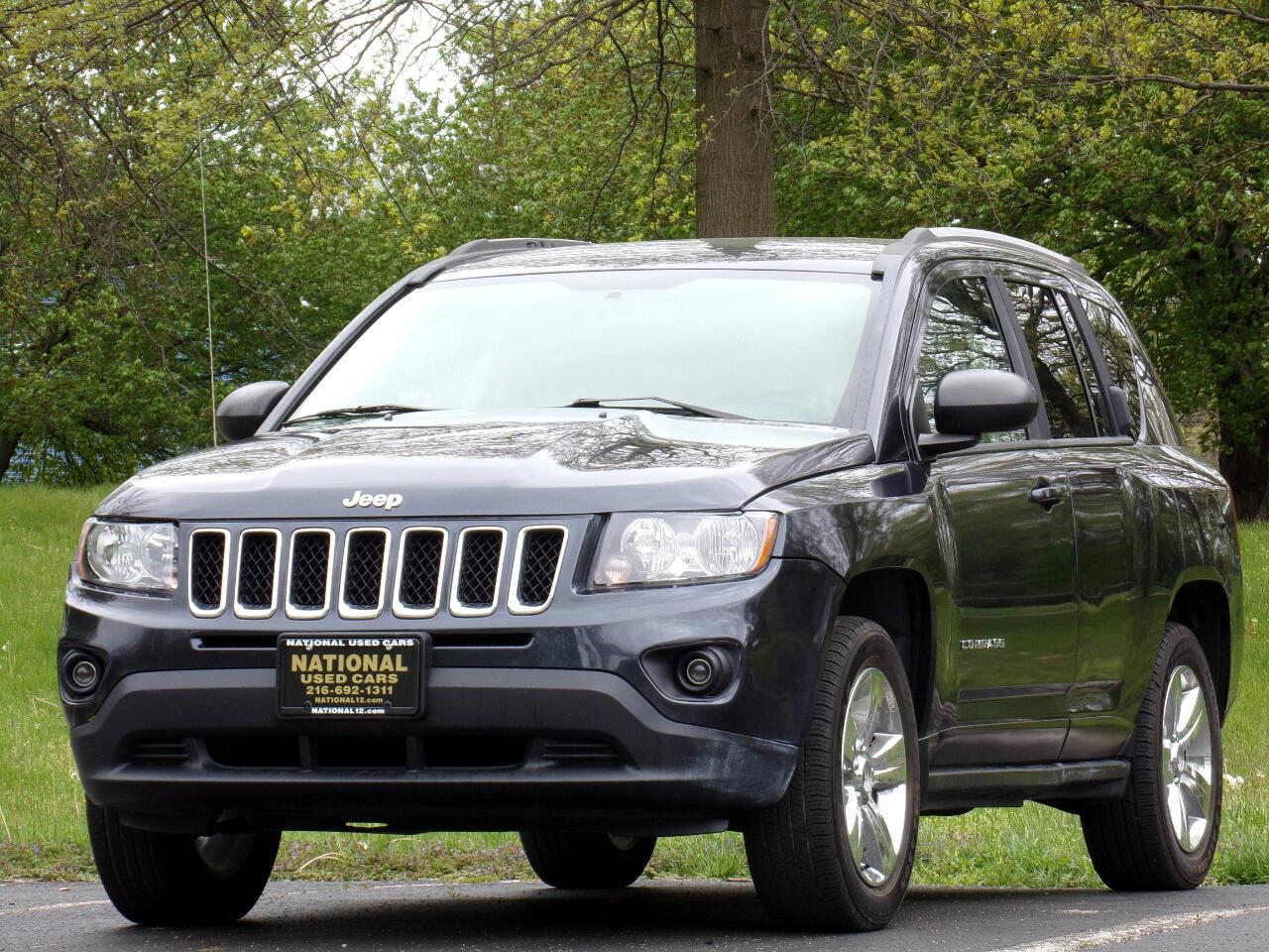 Jeep Compass Sport 4WD 2016
