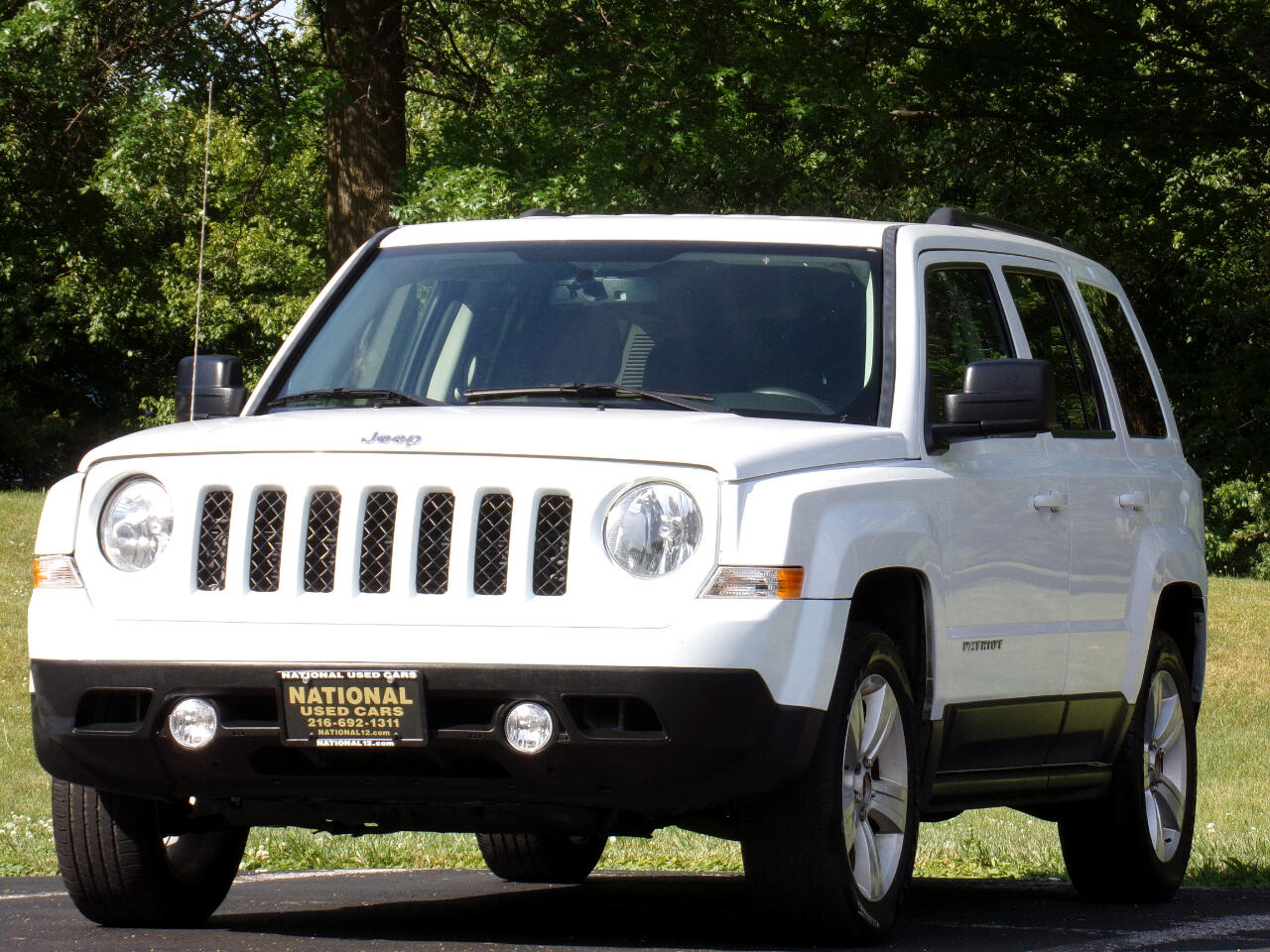 Jeep Patriot Latitude FWD 2016