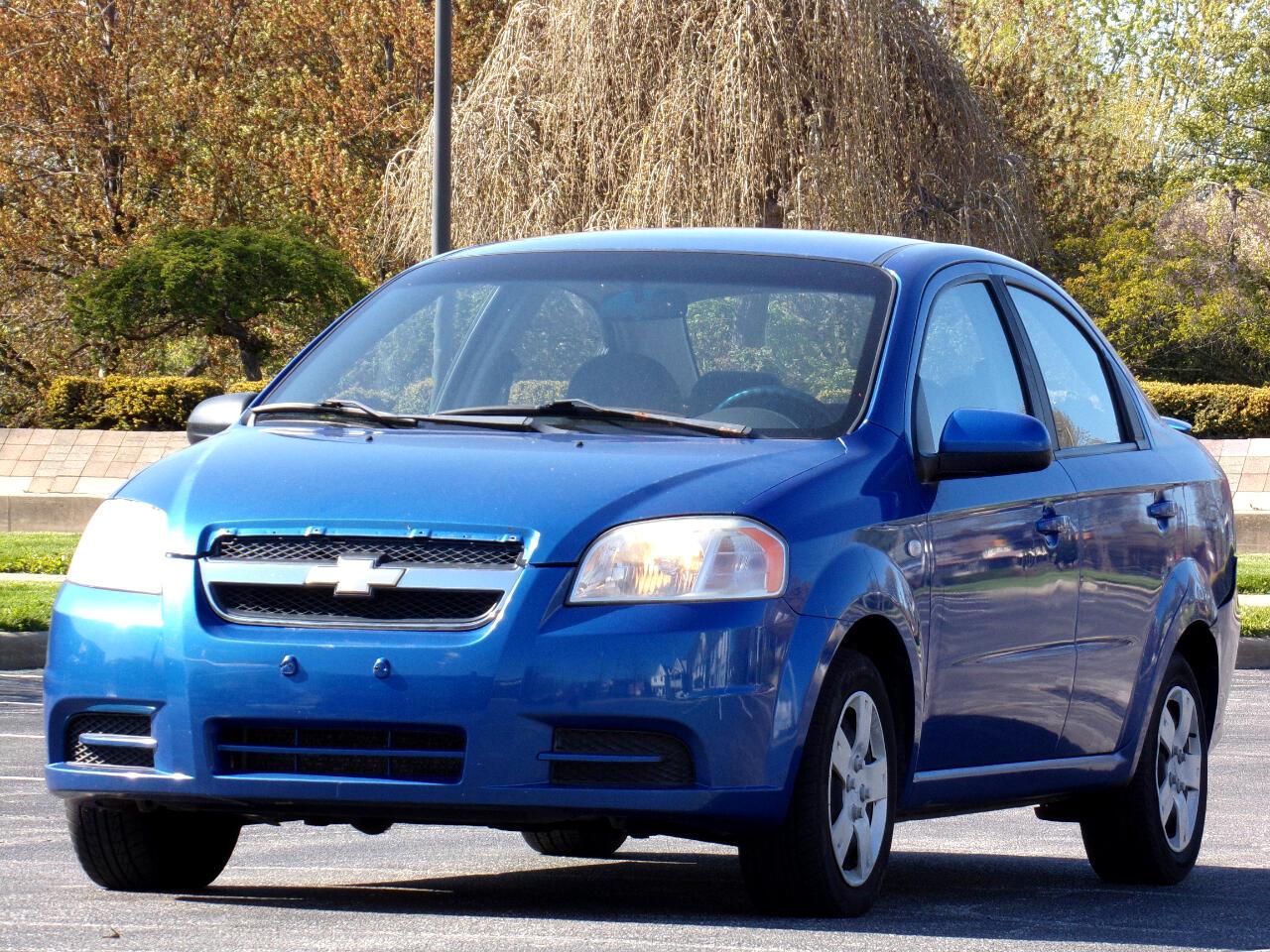 Chevrolet Aveo LS 4-Door 2007