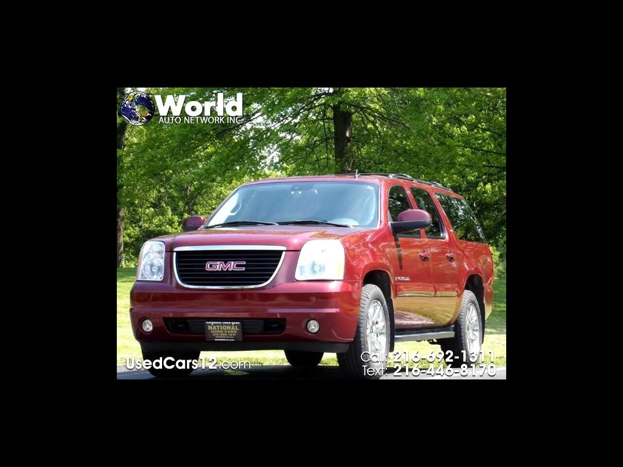 GMC Yukon XL SLT-2 1/2 Ton 4WD 2008