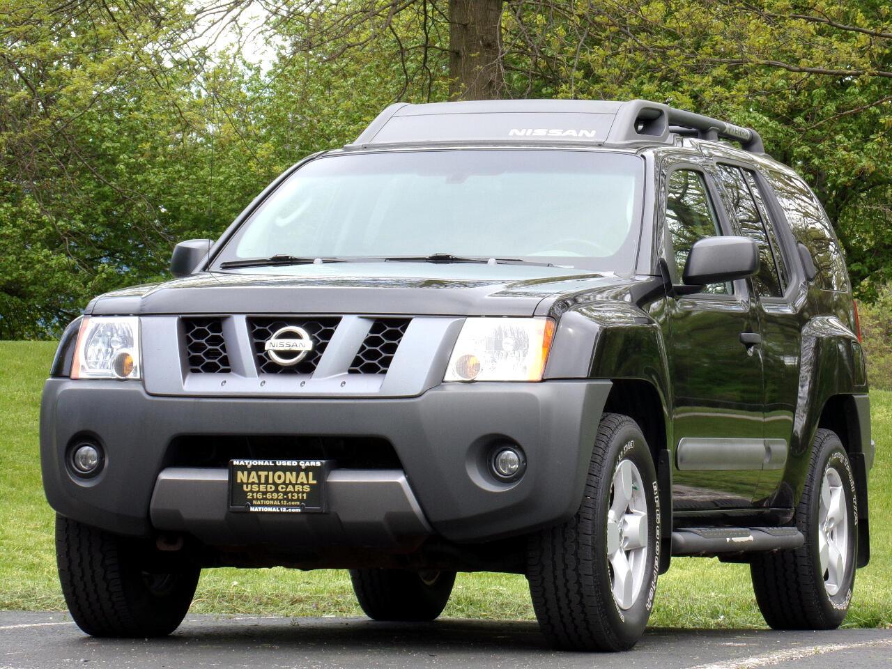 Nissan Xterra OR 4WD 2006