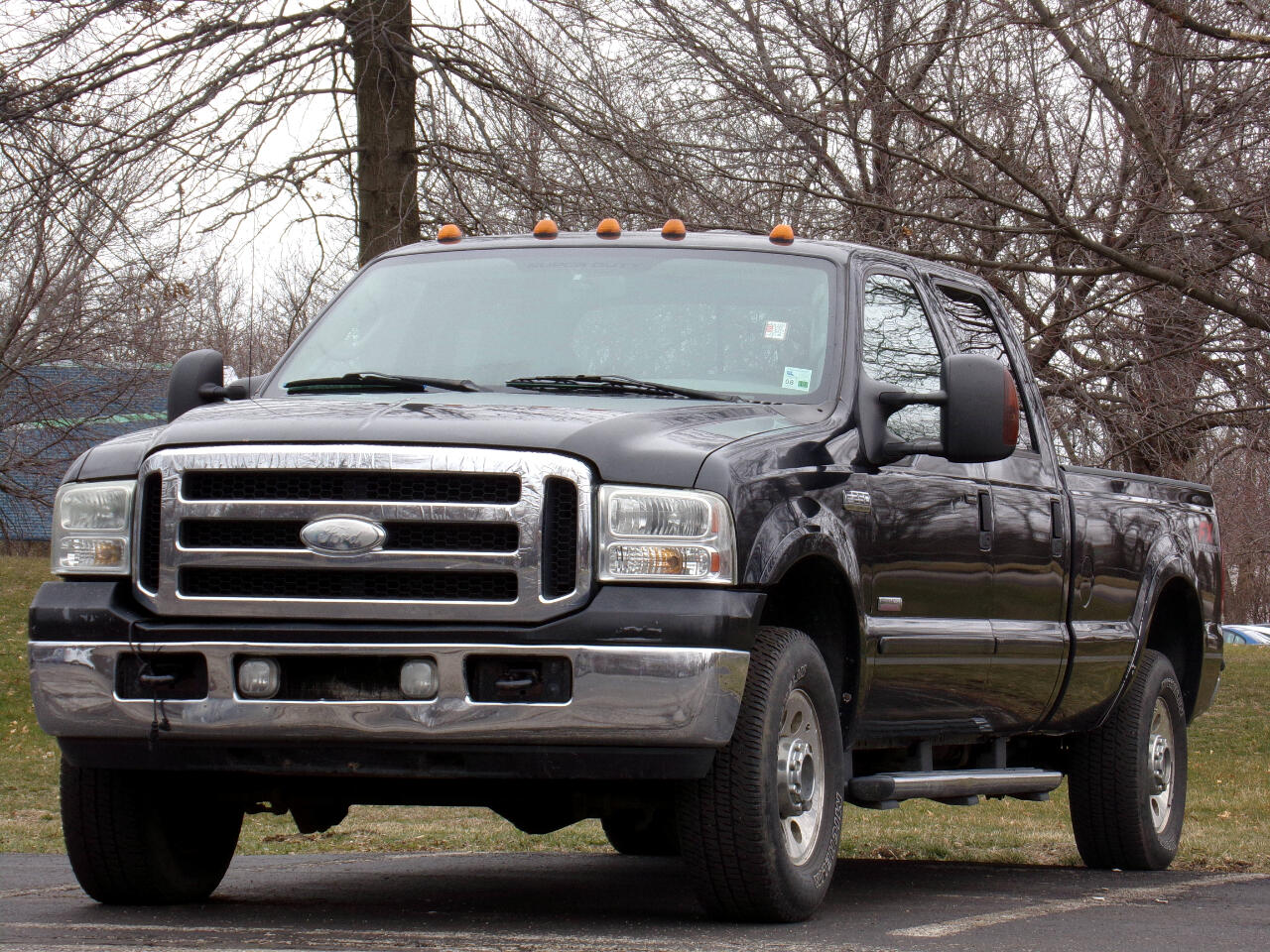Ford F-250 SD XLT Crew Cab Long Bed 4WD 2006