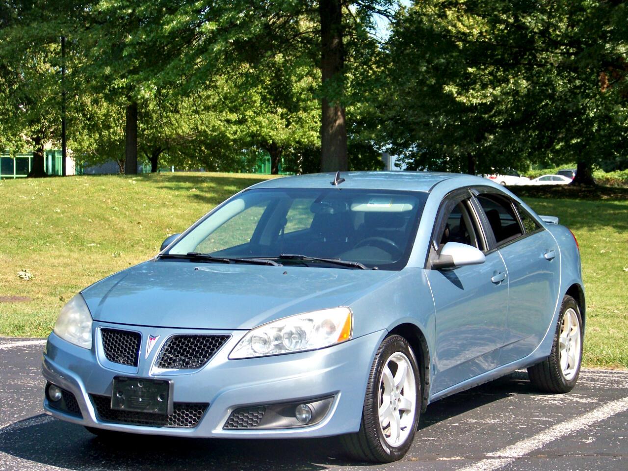 Pontiac G6 Sedan 2009