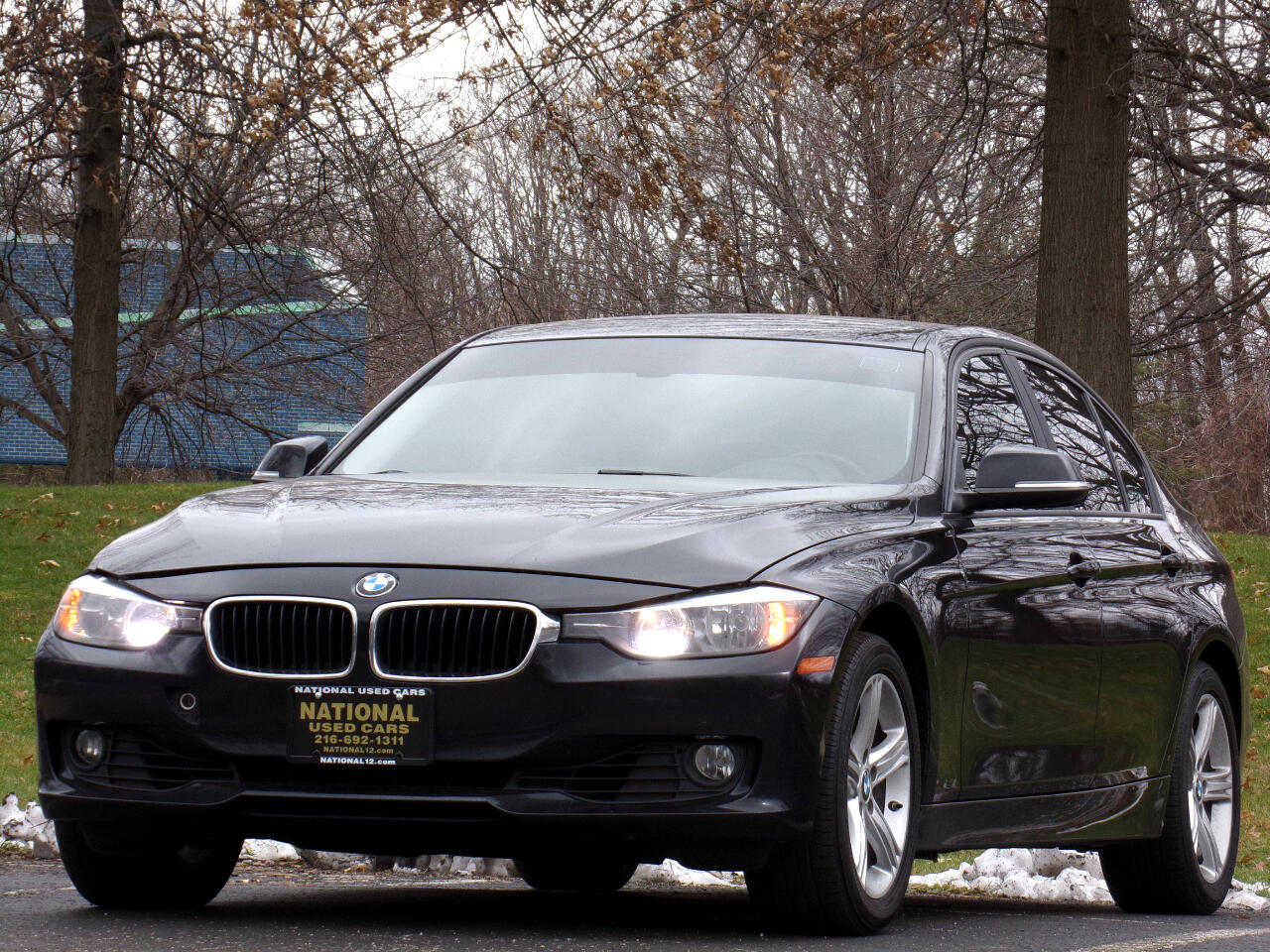 BMW 3-Series 328i xDrive Sedan 2014
