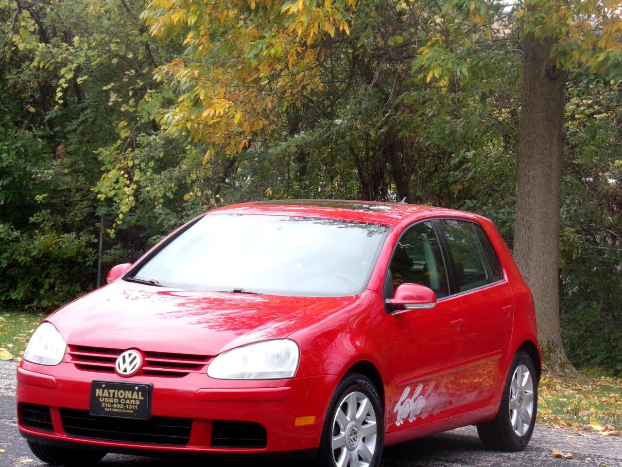 Volkswagen Rabbit 4-Door 2007