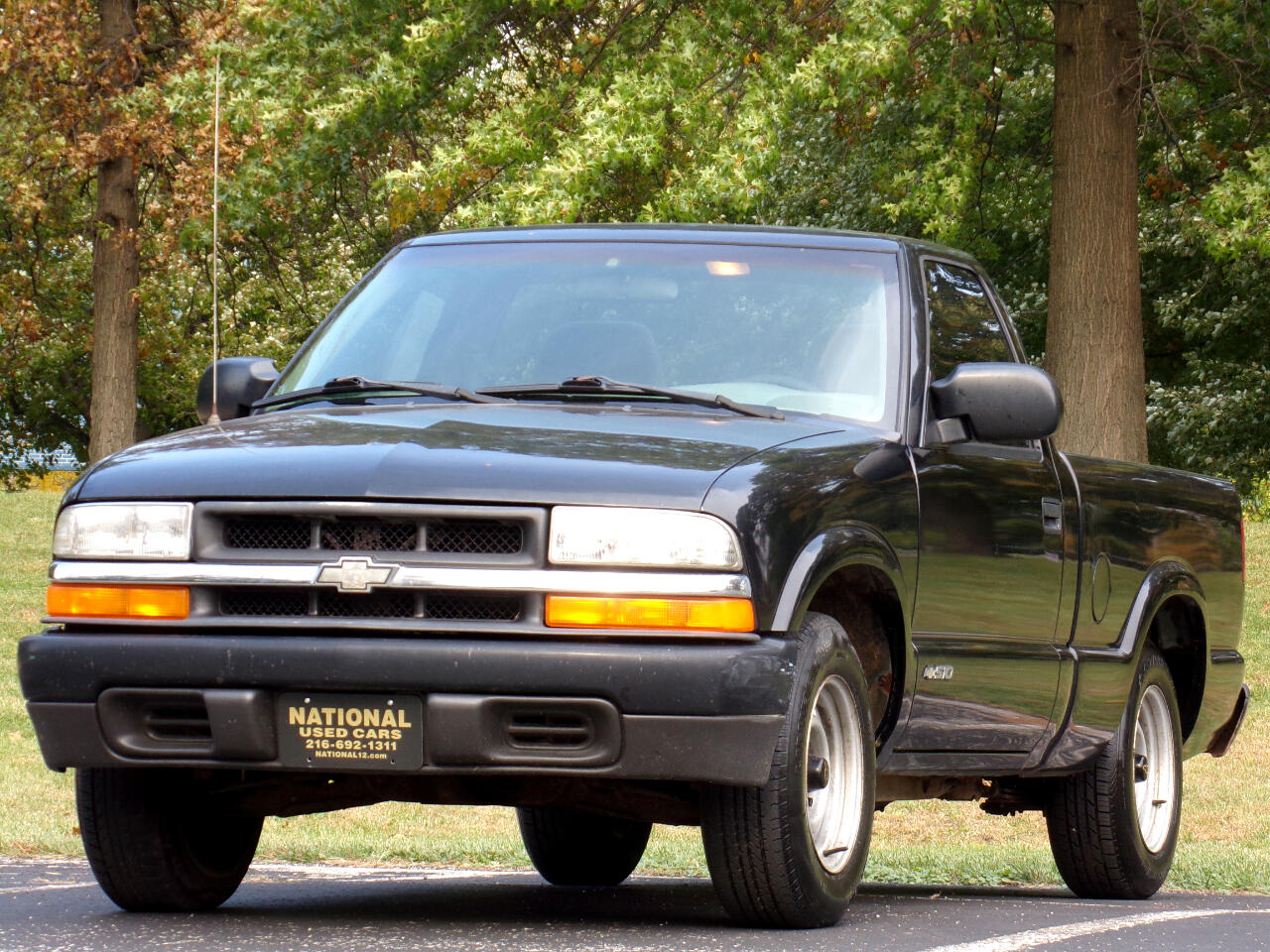 Used 2000 Chevrolet S10 Pickup Short Bed 2wd For Sale In Cleveland Oh 44110 National Used Cars Inc