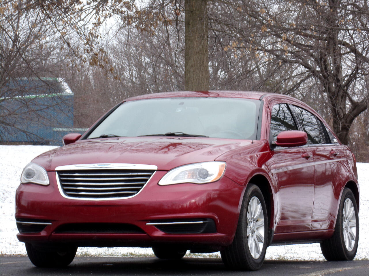 Chrysler 200 Touring 2011