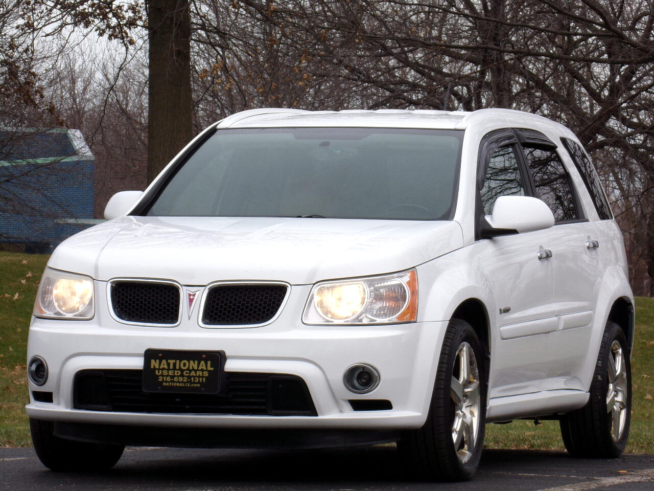 Pontiac Torrent AWD GXP 2008