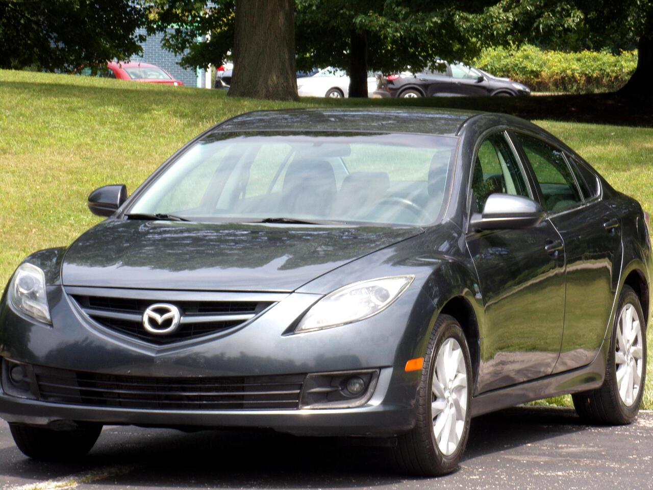 Mazda MAZDA6 i Touring 2012