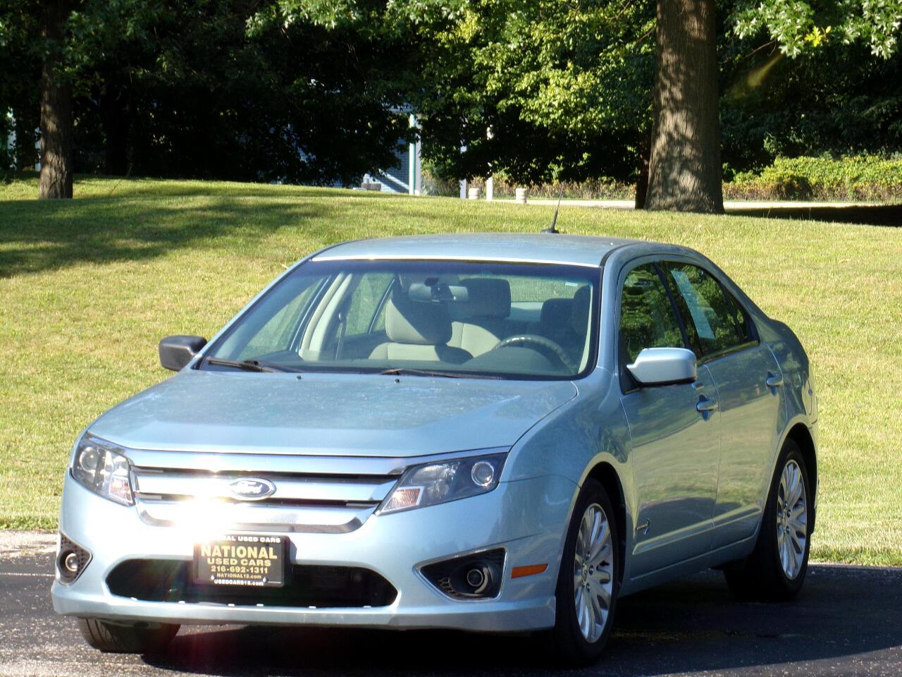 Ford Fusion Hybrid  2011