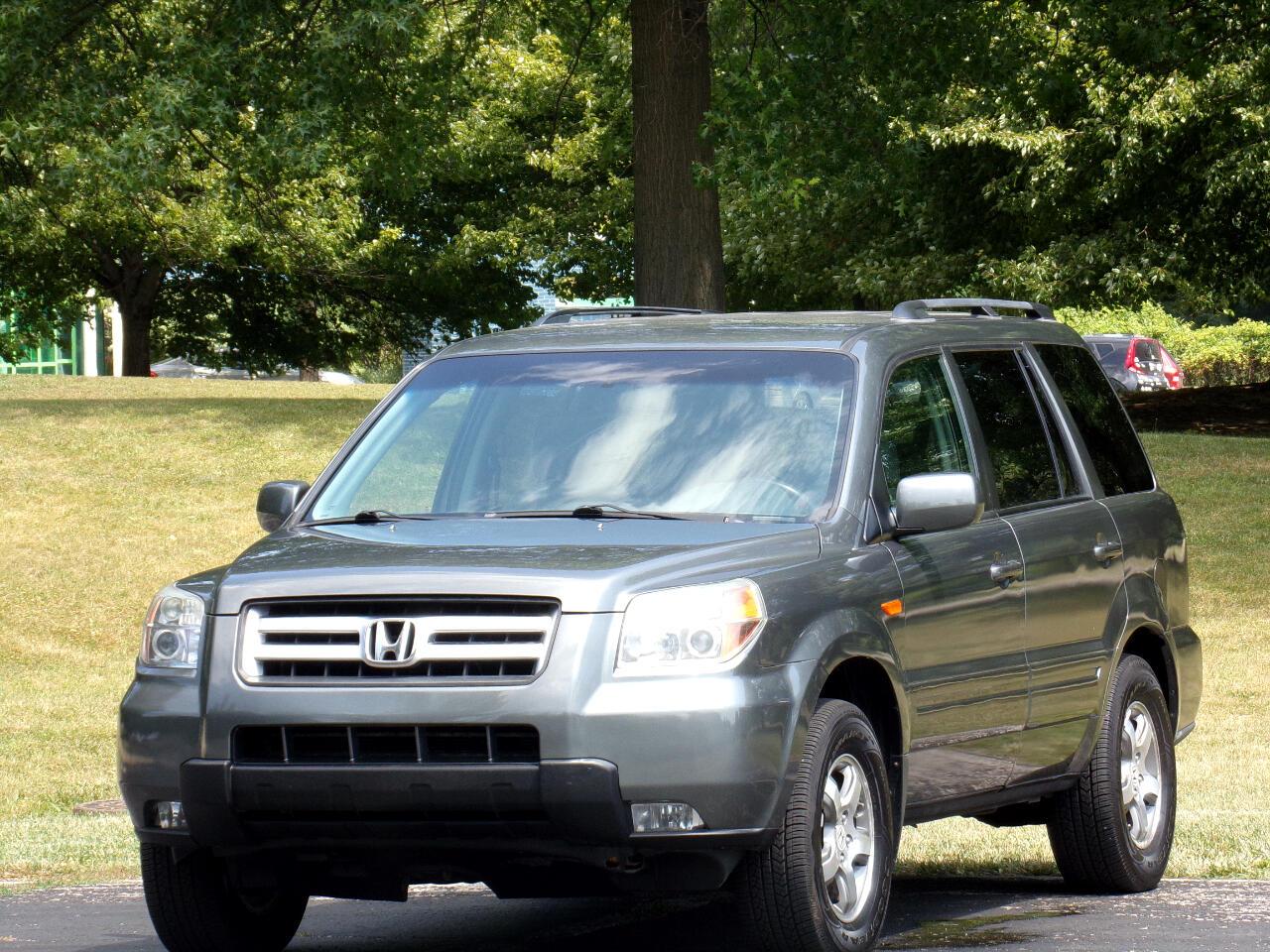 Honda Pilot EX 4WD 2008