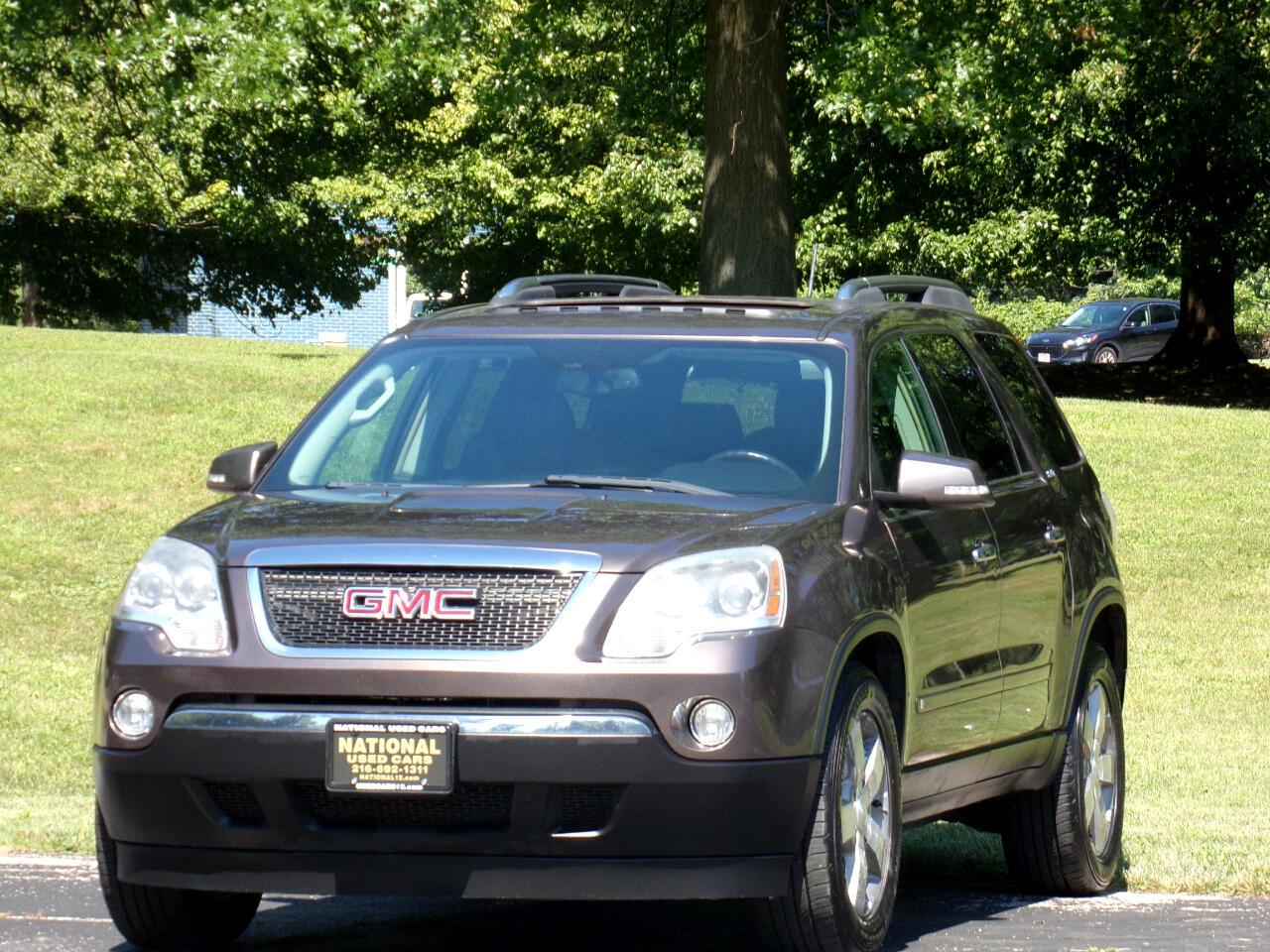 GMC Acadia SLT-2 AWD 2009