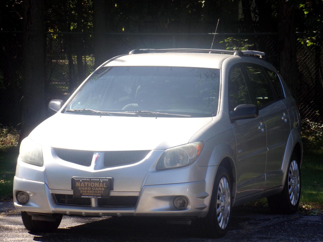Pontiac Vibe Base 2004