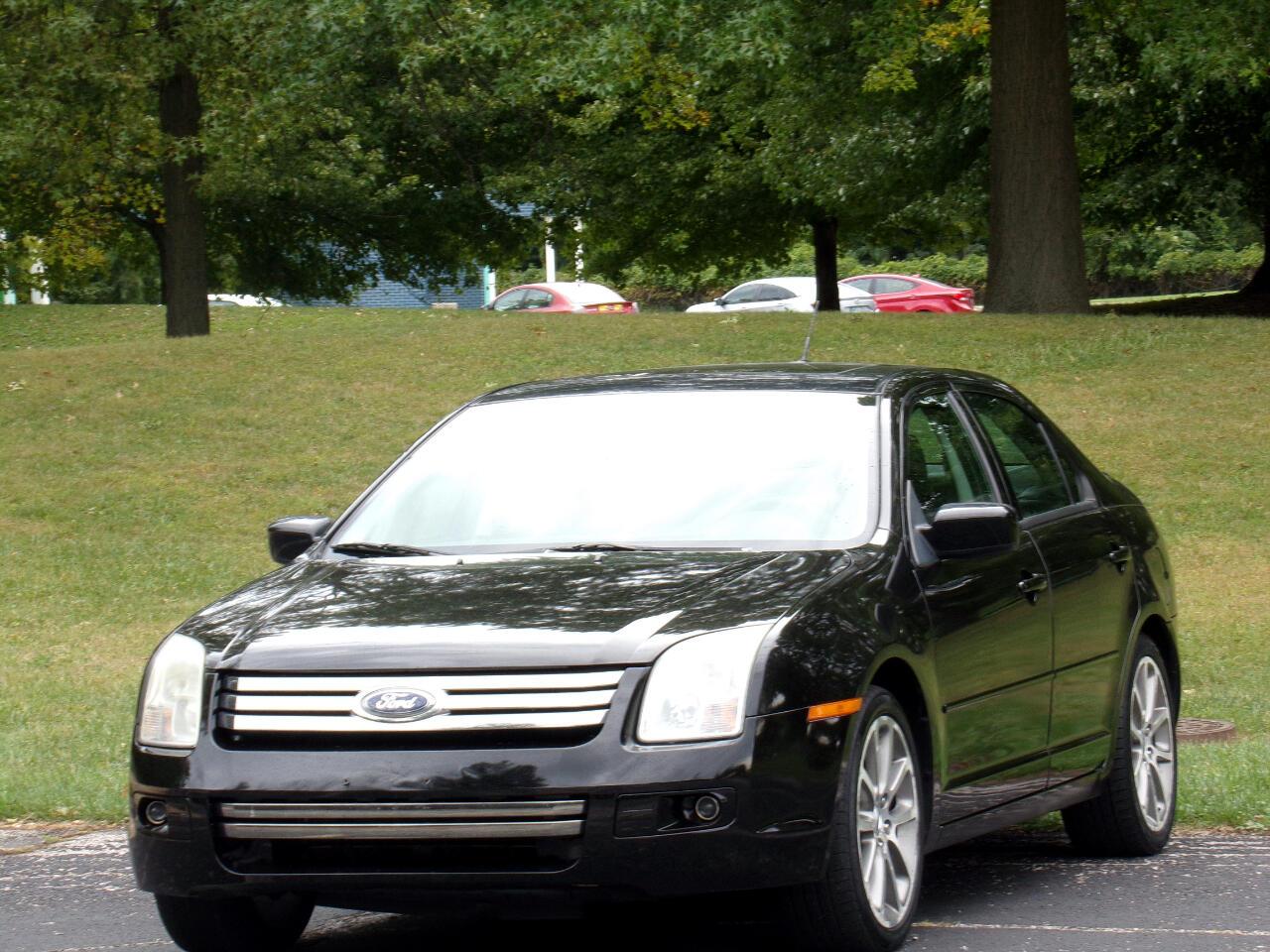 Ford Fusion V6 SE 2008