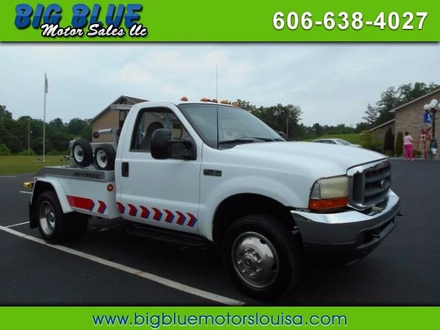 Ford Super Duty F-450  2001