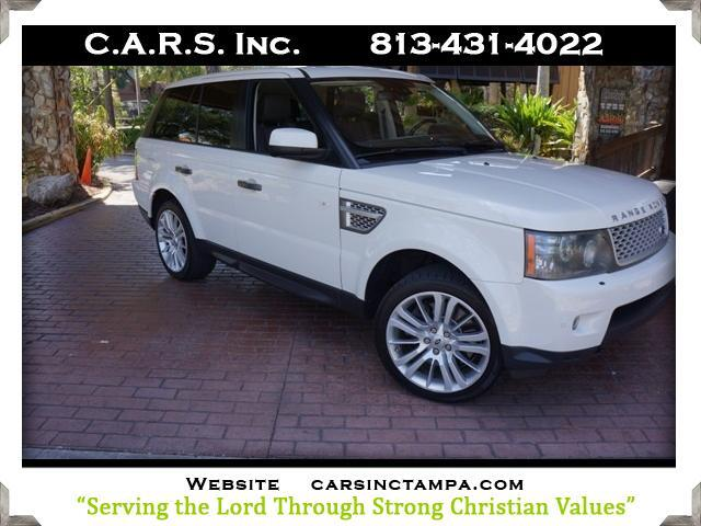 2010 Land Rover Range Rover Sport HSE Premium Luxury