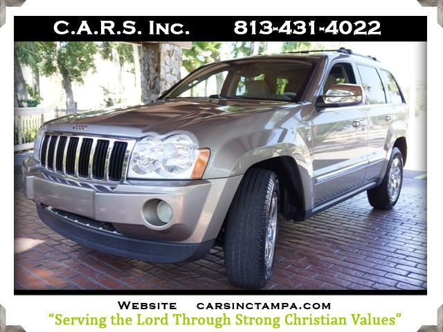 2005 Jeep Grand Cherokee 5.7 L Hemi Limited 4WD