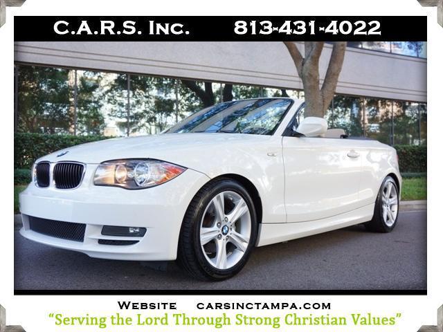 2011 BMW 1-Series Premium 128i Convertible
