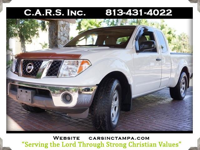 2007 Nissan Frontier SE King Cab 2WD