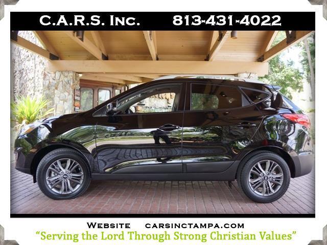 2015 Hyundai Tucson Premium SE FWD