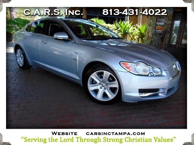 2010 Jaguar XF-Series Premium Luxury Package