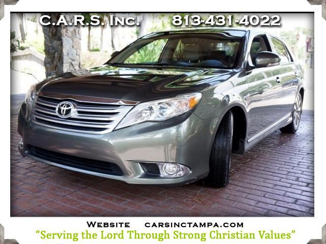 2011 Toyota Avalon Premium Limited Tech Package
