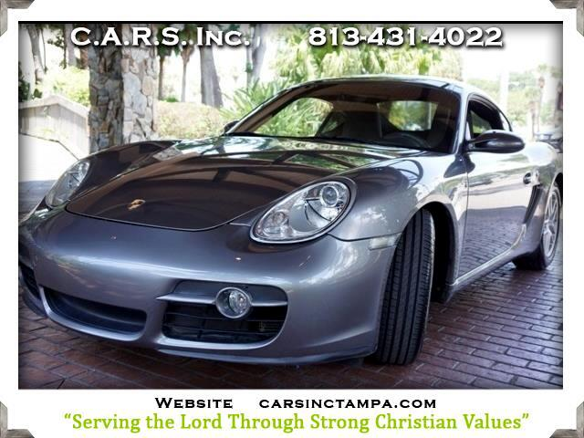 2007 Porsche Cayman Premium Base Cayman