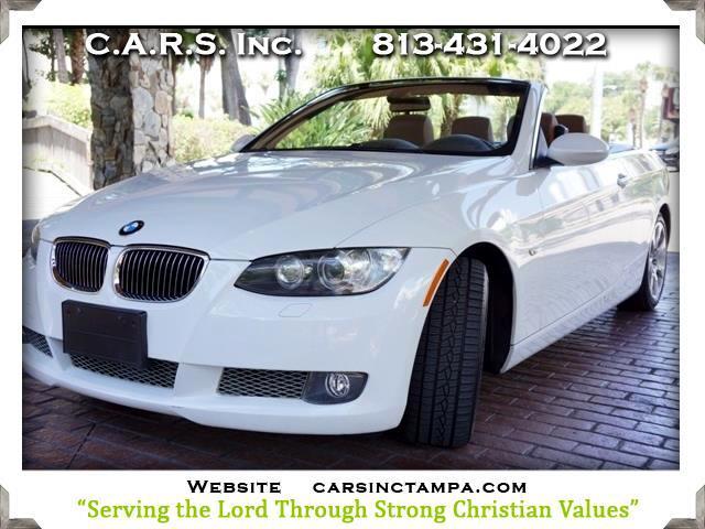 2008 BMW 3-Series Premium/Sport 335i Hardtop Convertible