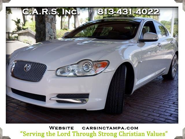 2009 Jaguar XF-Series Premium Luxury XF