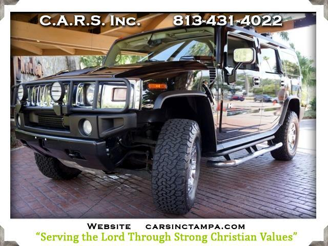 2004 HUMMER H2 Premium Equipped H2