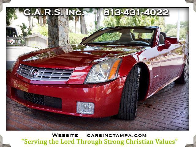 2004 Cadillac XLR Retractable Hardtop Convertible