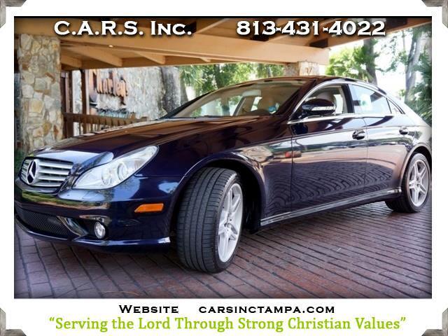 2006 Mercedes-Benz CLS-Class Premium/Sport CLS 4 Door Coupe