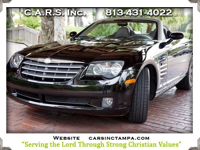 2005 Chrysler Crossfire Premium Roadster Limited