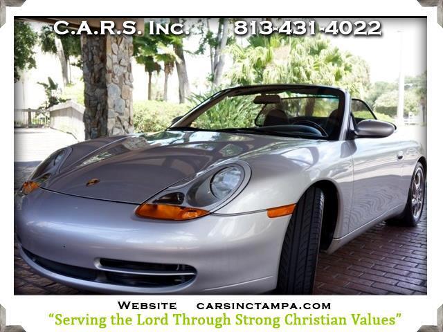 1999 Porsche 911 Premium Carrera Cabriolet