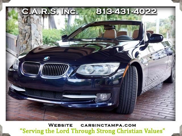 2011 BMW 3-Series Premium Twin Turbo 335 Convertible