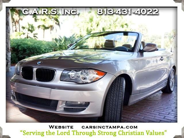 2011 BMW 1-Series Premium 128i Convertible