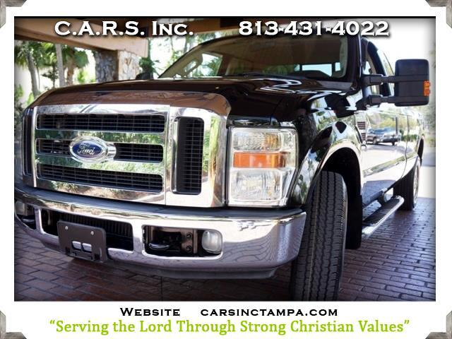 2008 Ford F-250 SD Super Cab Long Bed 2WD Turbo Diesel
