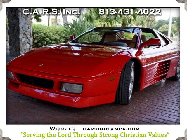 1990 Ferrari 348 Premium 348 TS