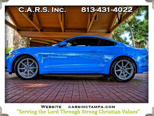2017 Ford Mustang 5.0L GT Premium Coupe