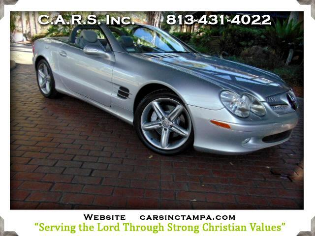 2003 Mercedes-Benz SL-Class Premium SL500 Retractable Hardtop