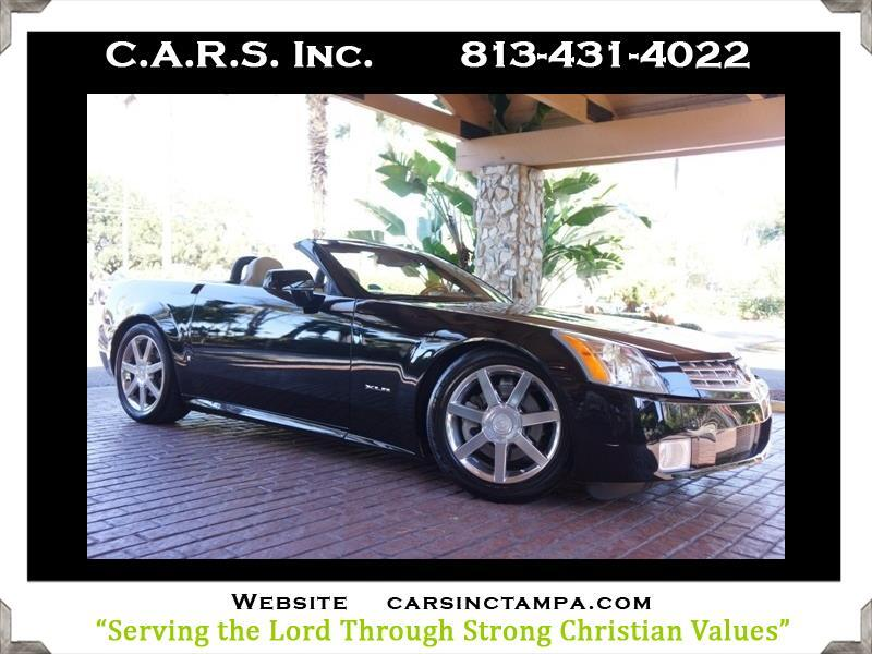2007 Cadillac XLR Limited Production Premium XLR