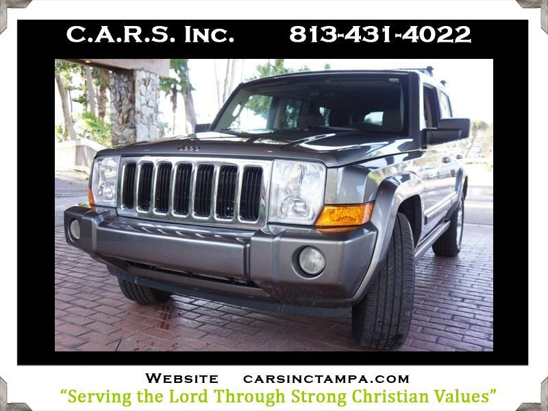 2007 Jeep Commander PanoRoof3rdRowSport