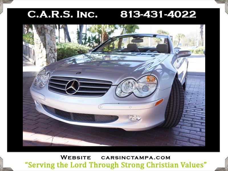 2006 Mercedes-Benz SL-Class Premium 28,000 Miles SL500