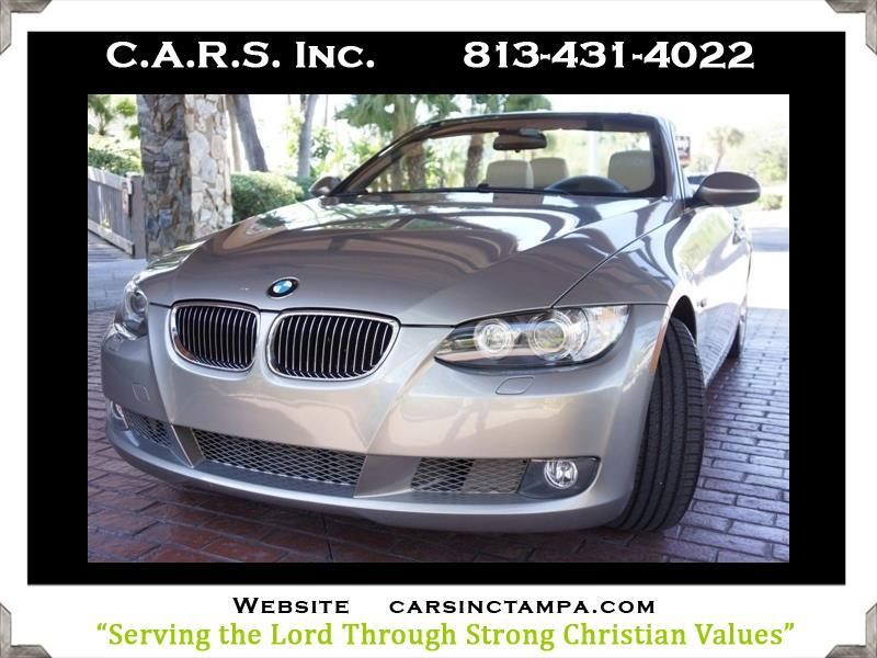 2008 BMW 3-Series 335i Premium Convertible