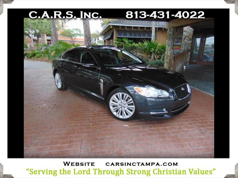 2011 Jaguar XF-Series Premium XF s Package